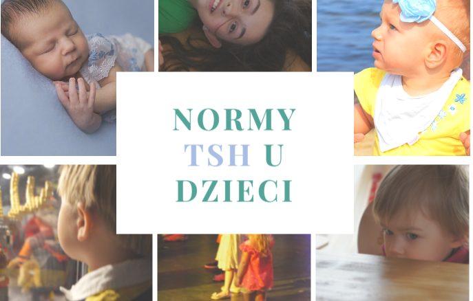 Normy TSH dla dzieci
